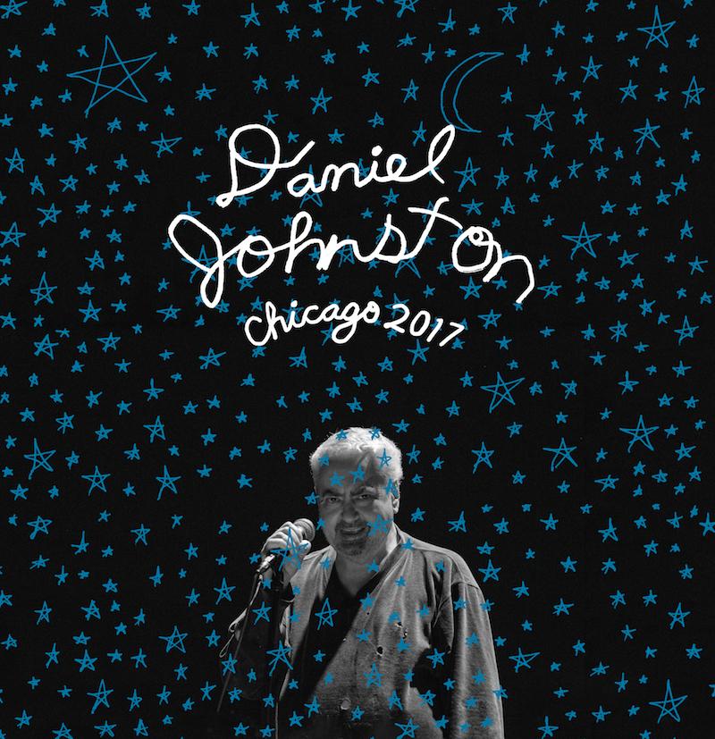 daniel johnston chicago live album tweedy New Daniel Johnston live album coming from Wilcos dBpm Records