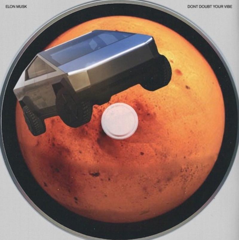 elon musk dont doubt ur vibe edm Elon Musk Channels His Inner DJ on New EDM Song Dont Doubt Ur Vibe: Stream