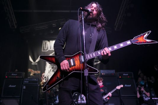 Dave Grohl at Dimebash 2020