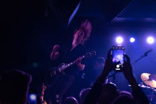 The Amazons perform in Brooklyn