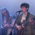 Big Thief Jimmy Kimmel Live shoulders perform video watch