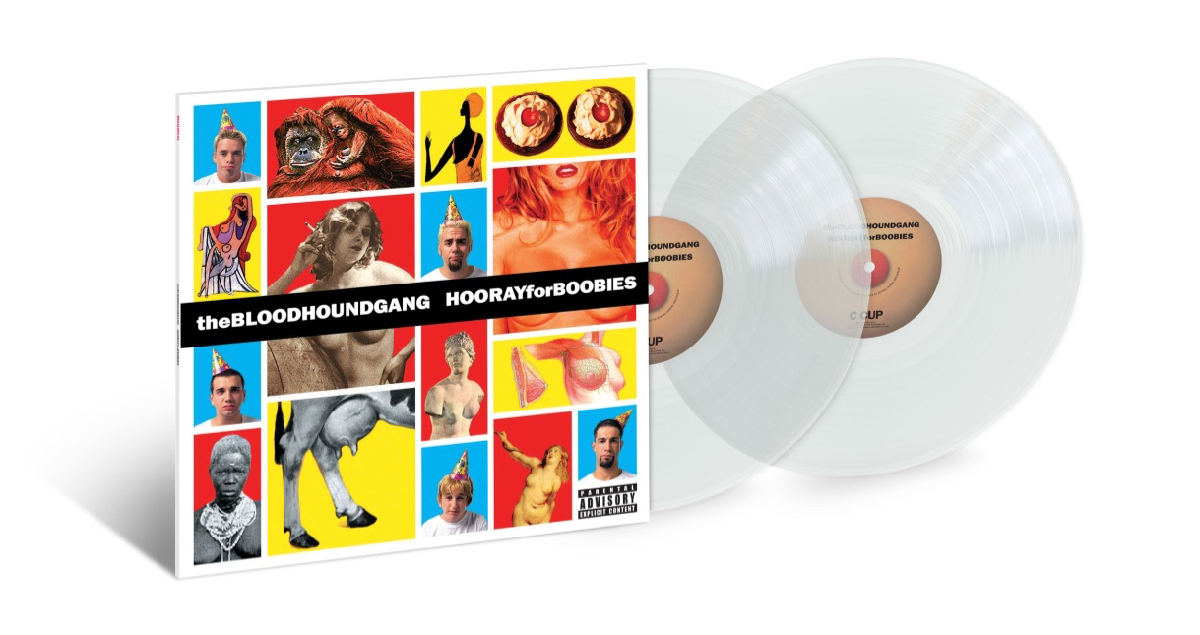 Bloodhound Gang vinyl