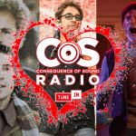 Consequence of Sound radio tunein valentine's day simon and garfunkel opus huey lewis vfw stephen lang