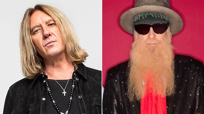 Def Leppard and ZZ Top Tour