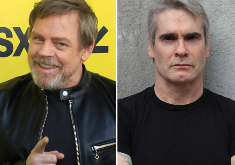 Mark Hamill Henry Rollins Netflix He-Man Masters of the Universe Kevin Smith Casting