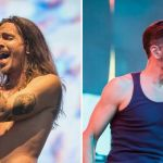 Incubus (Alive Coverage) and 311 (Philip Cosores)