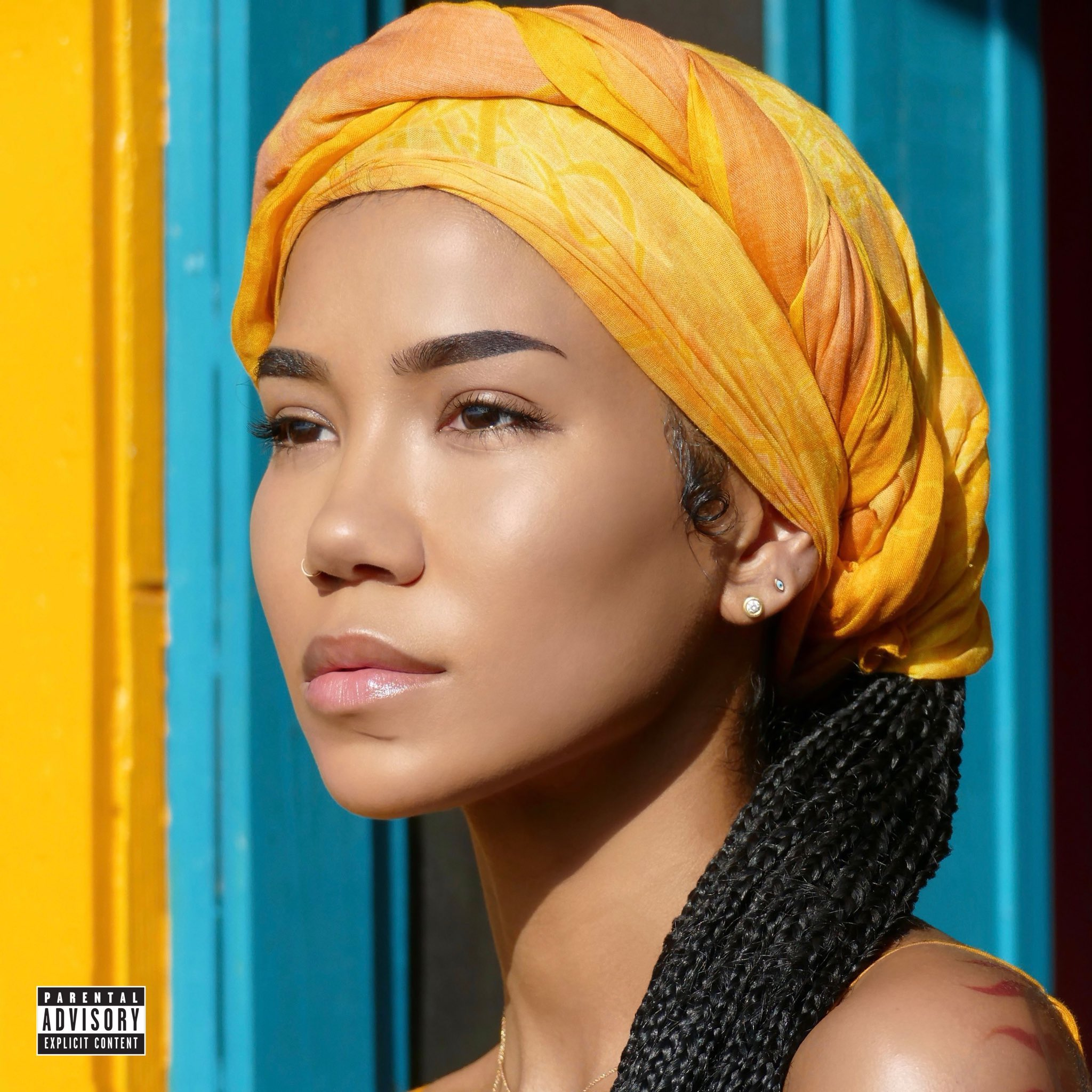 Jhene Aiko Chilombo album cover artwork