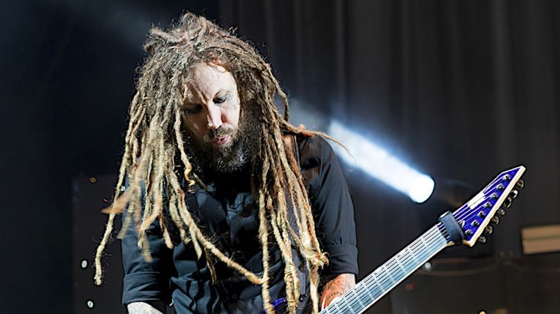 Korn Brian Head Welch health spas