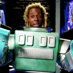 Lil Wayne The Masked Singer Fox Roboto