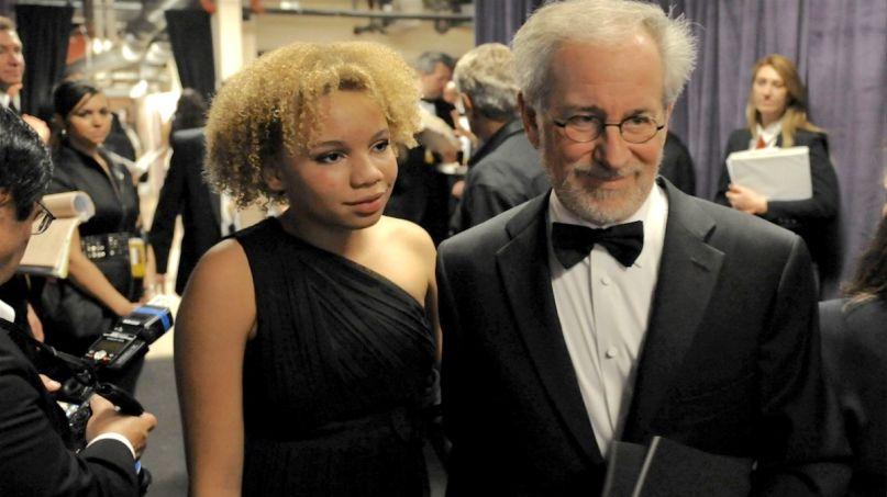 Mikaela and Steven Spielberg daughter porn sex worker producer pornhub