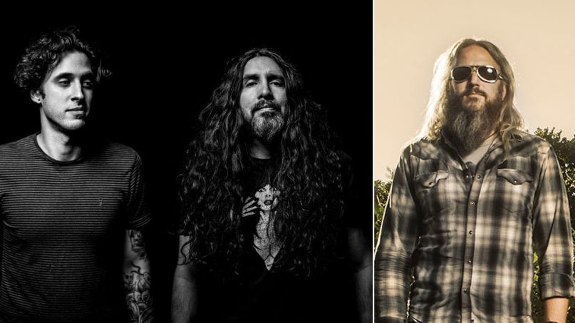 Moon Destroys and Troy Sanders song