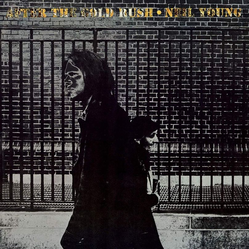 Neil Young's cover for After the Goldrush