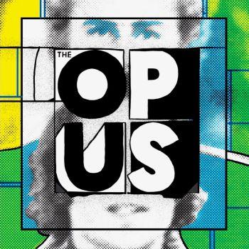 The Opus - Simon and Garfunkel, artwork by Steven Fiche