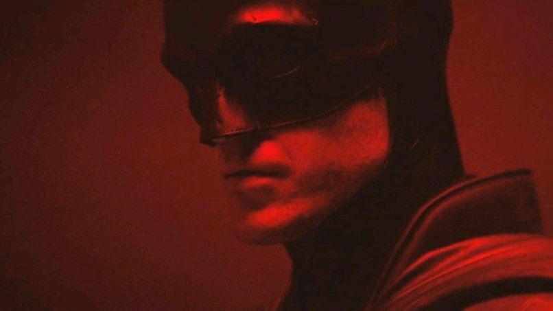 Robert Pattinson as Batman