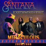 Santana with Earth, Wind & Fire