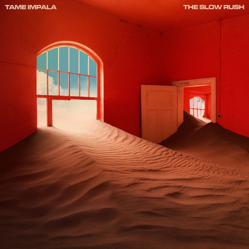 The Slow Rush by Tame Impala new album