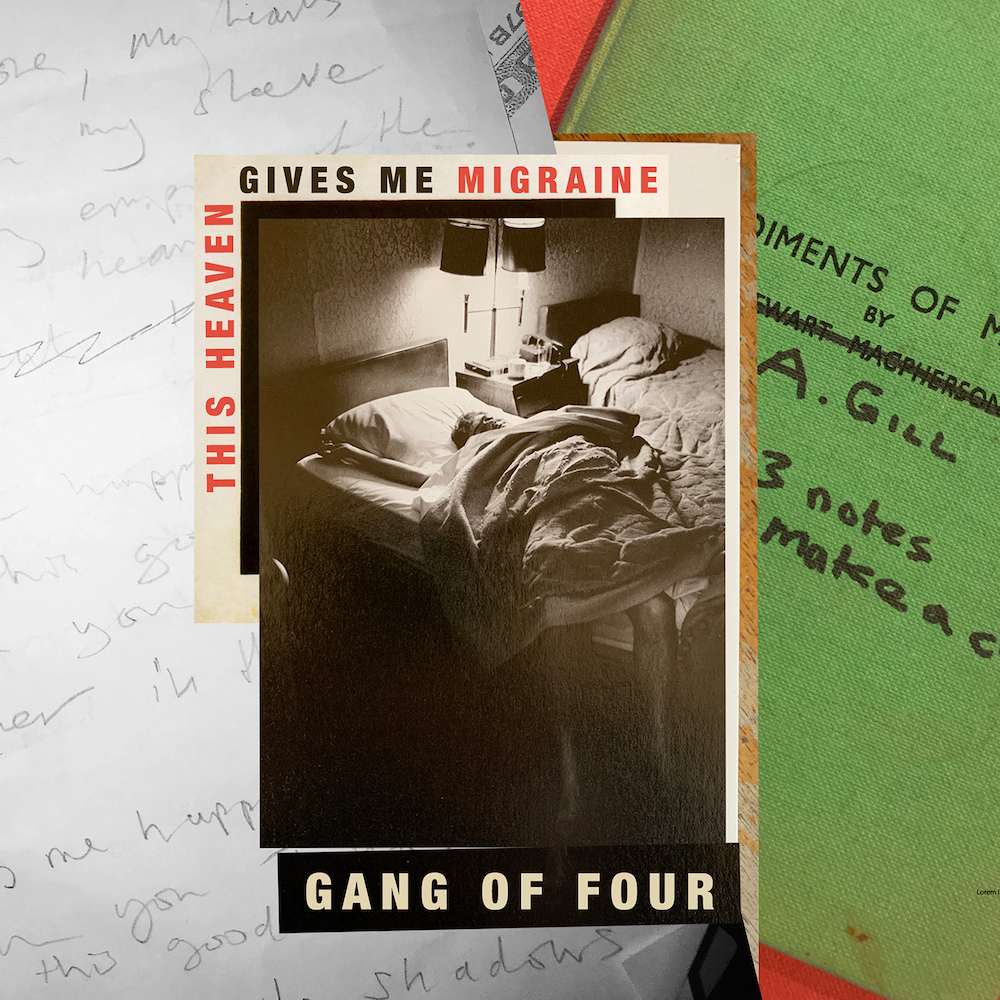 This Heaven Gives Me Migraine_EP_art Gang of Four Track by Track