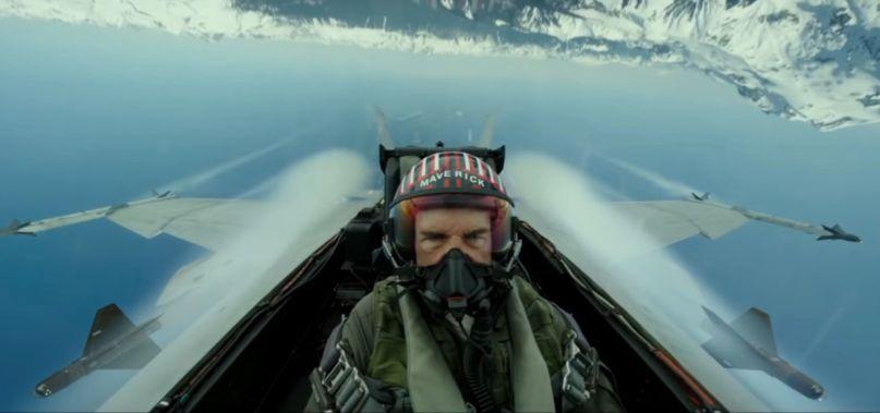 Tom Cruise in new trailer for Top Gun: Maverick