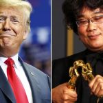 Donald Trump isn't a fan of Parasite