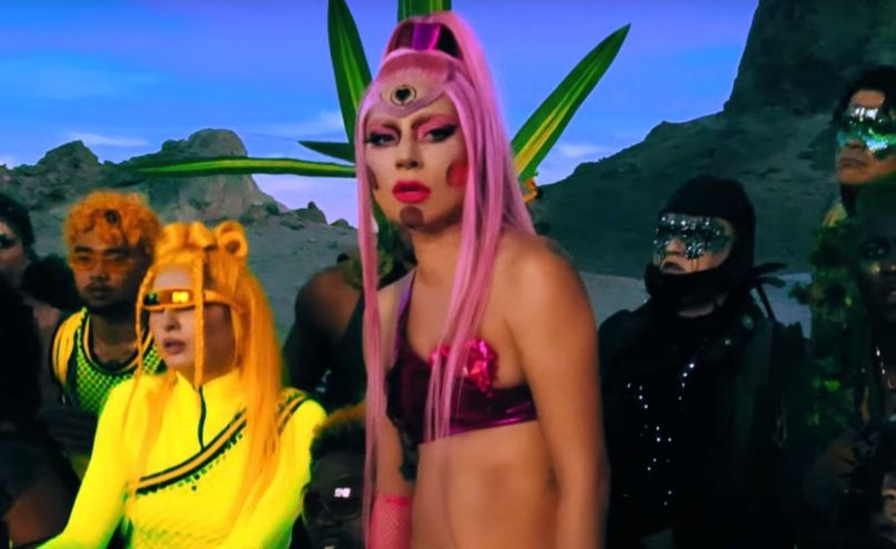 lady gaga stupid love single video new release