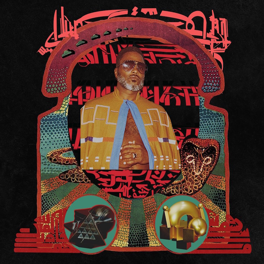 shabazz palaces don diamond album cover art Shabazz Palaces Announce New Album The Don of Diamond Dreams, Share Fast Learner: Stream
