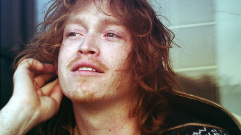 Caleb Landry Jones song All I Am in You The Big Worm music, photo by Jacqueline Castel