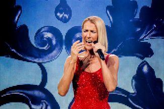 Céline Dion Live Review