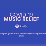 Coronavirus Spotify Musician Relief $20 Million