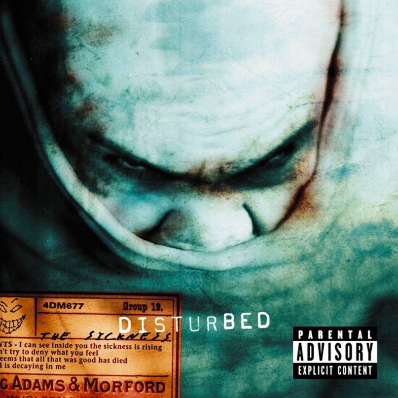 Disturbed - The Sickness 20th anniversary