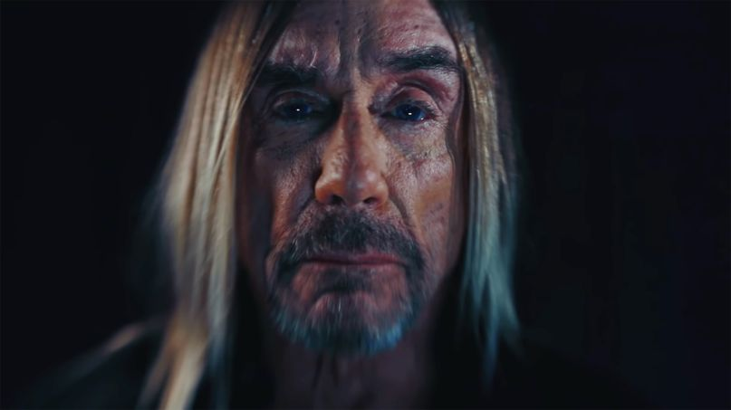 Iggy Pop We Are the People music video Free tour dates 2020