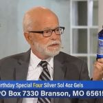 Jim Bakker hawking fake coronavirus solution