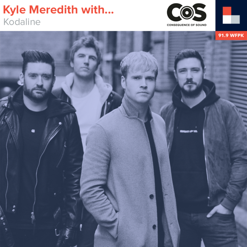 Kyle Meredith With... Kodaline