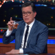 Late Show Stephen Colbert No Audience monologue