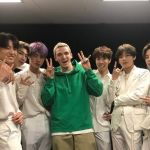 Lauv with BTS