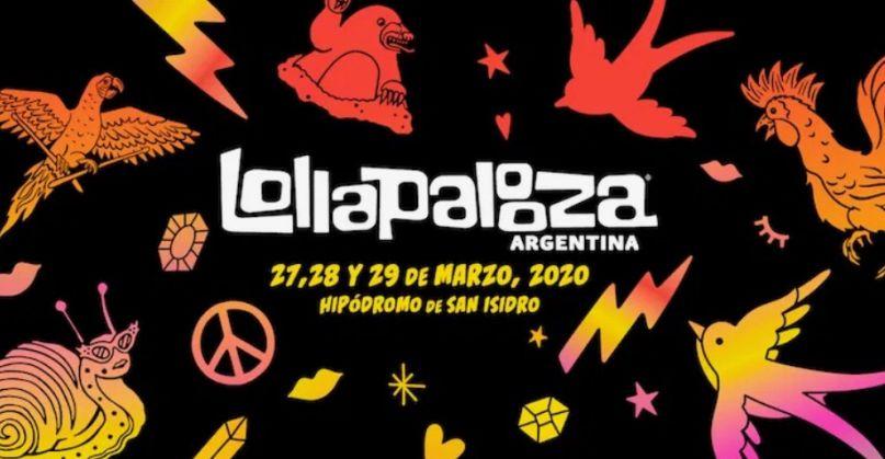 Lollapalooza Argentina coronavirus