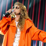 M.I.A., photo by Ben Kaye
