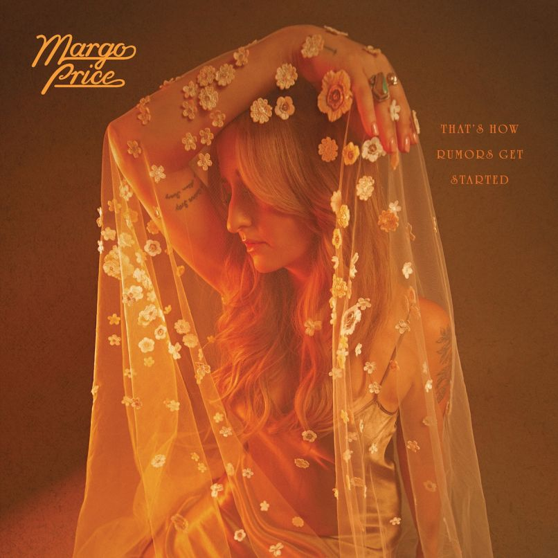 Margo Price That's How Rumors Get Started album cover artwork