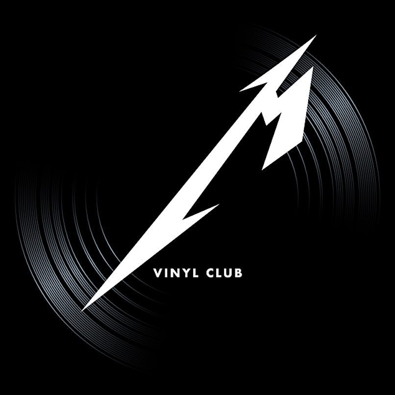 Metallica Vinyl Club Metallica Launch Vinyl Subscription Club