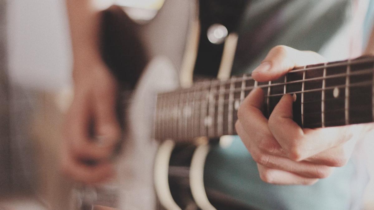 Guitar purity ring peacefall origins stream