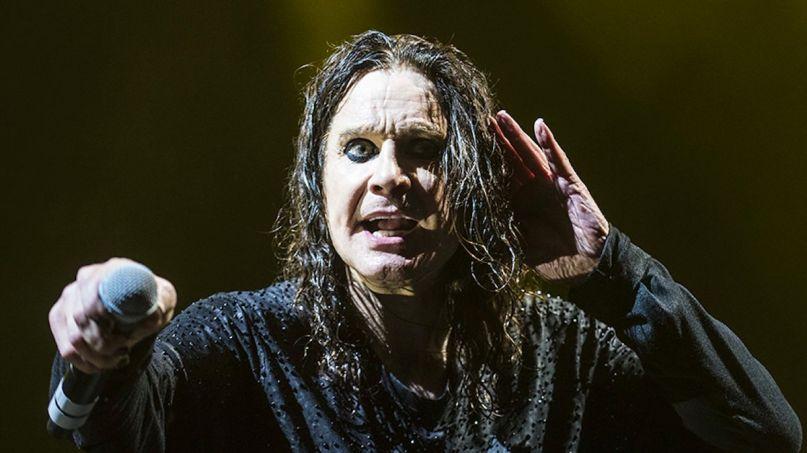 Ozzy Osbourne Live