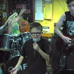 "Kids Cover Pantera's ""Walk"""