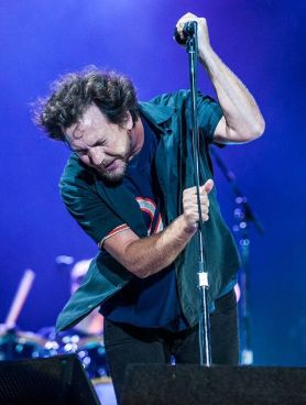Pearl Jam Austin City Limits 2014 David Brendan Hall live concert review
