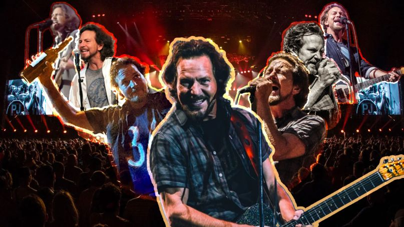 Pearl Jam Live Concert Review Photo Gallery