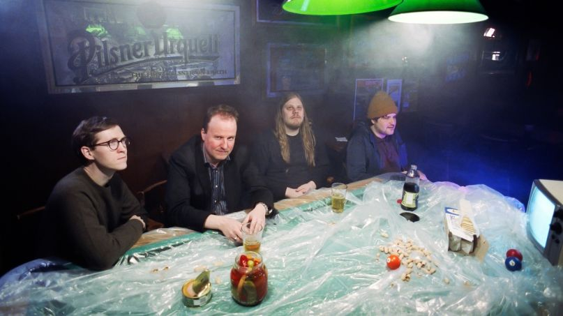Protomartyr Trevor Naud Ultimate Success Today Processed by the Boys new album tour dates tickets single stream music video