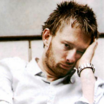 Sad Thom Yorke