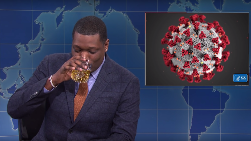 Saturday Night Live postponed suspend coronavirus