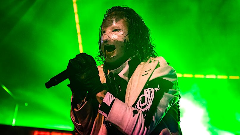 Slipknot postpone Asia tour
