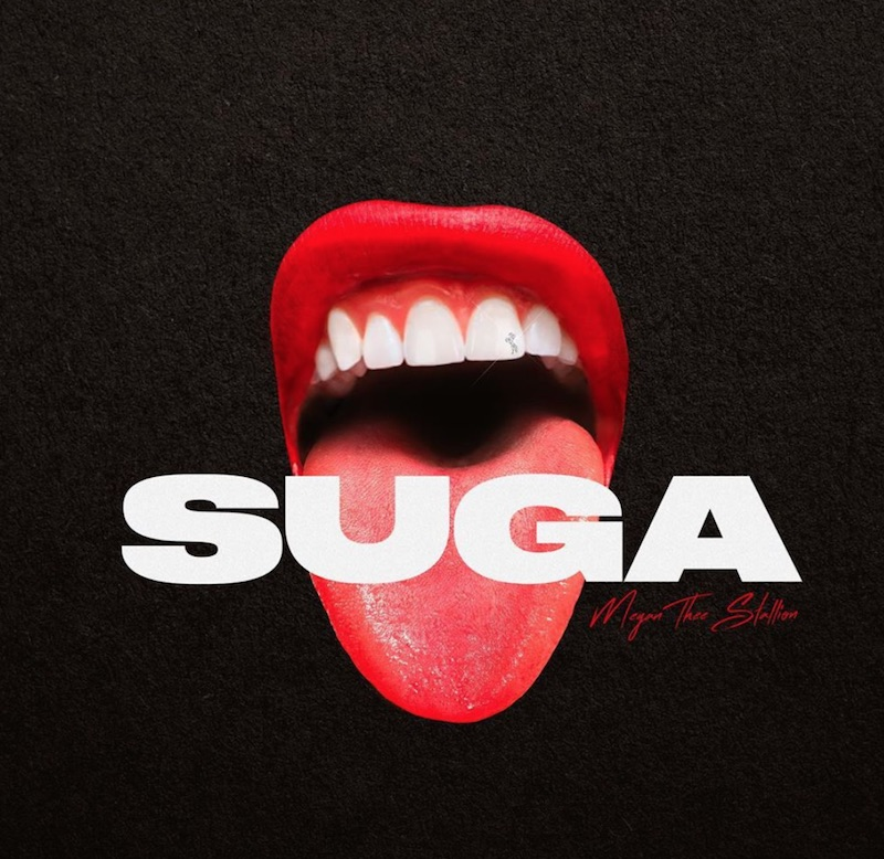 Suga by Megan Thee Stallion album artwork