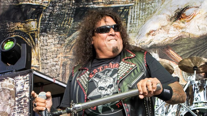 Testament Chuck Billy coronavirus