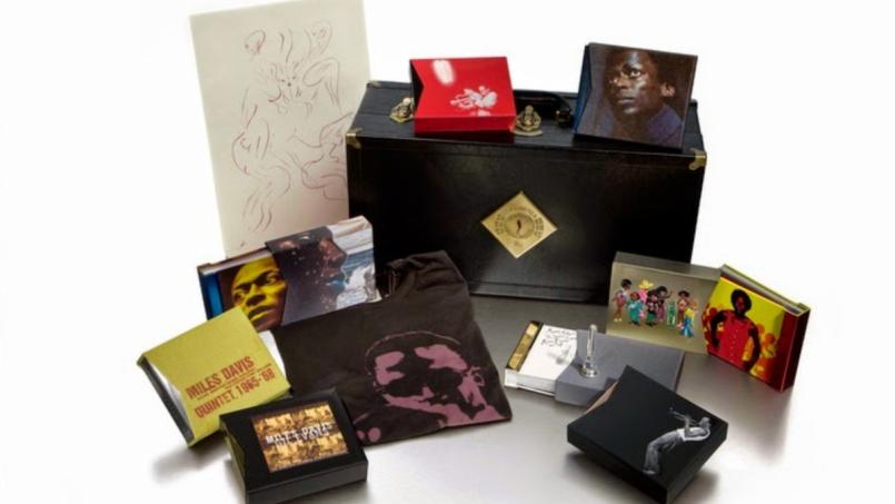 The Genius of Miles davis box set giveaway win the opus